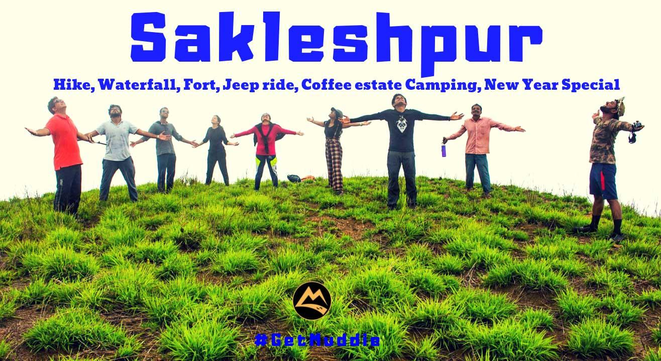 The Beautiful Sakleshpur - Roadtrip with Hike | Muddie Trails