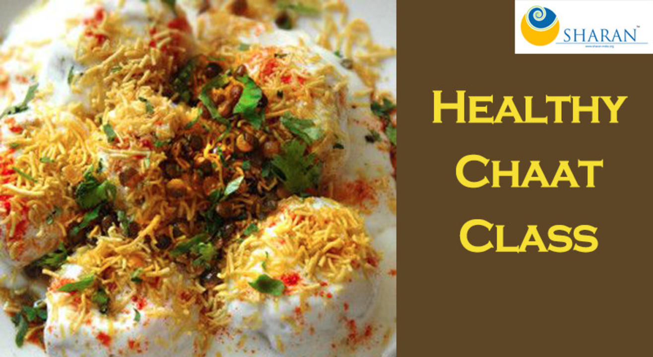 Healthy Chaat Class