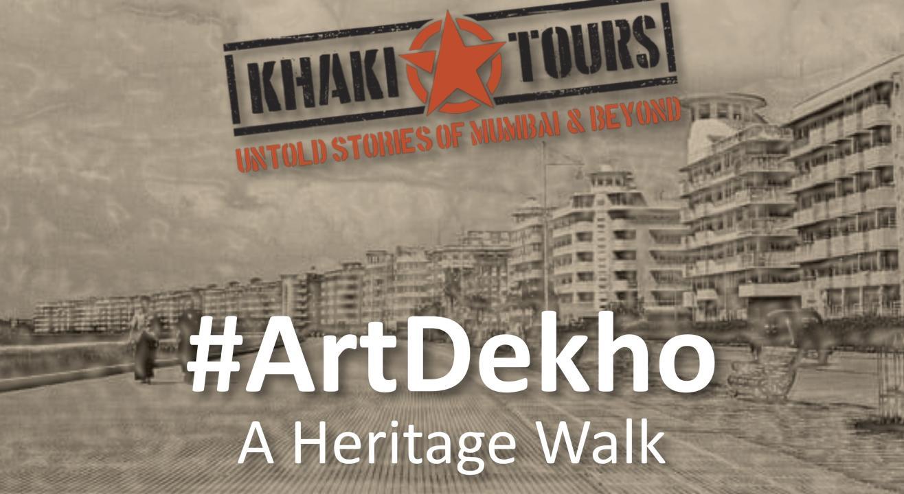 #ArtDekho by Khaki Tours