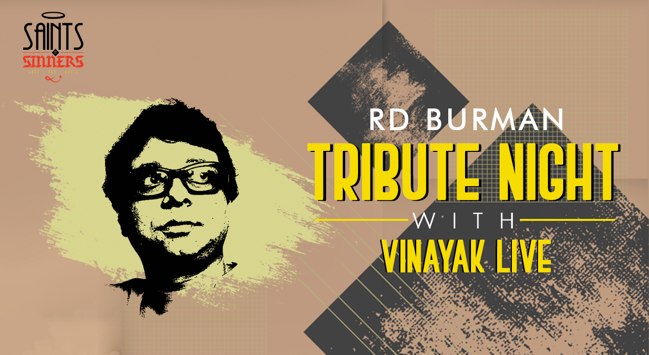 R D Burman Tribute Night- LIVE- on the eve of The Legends Bday