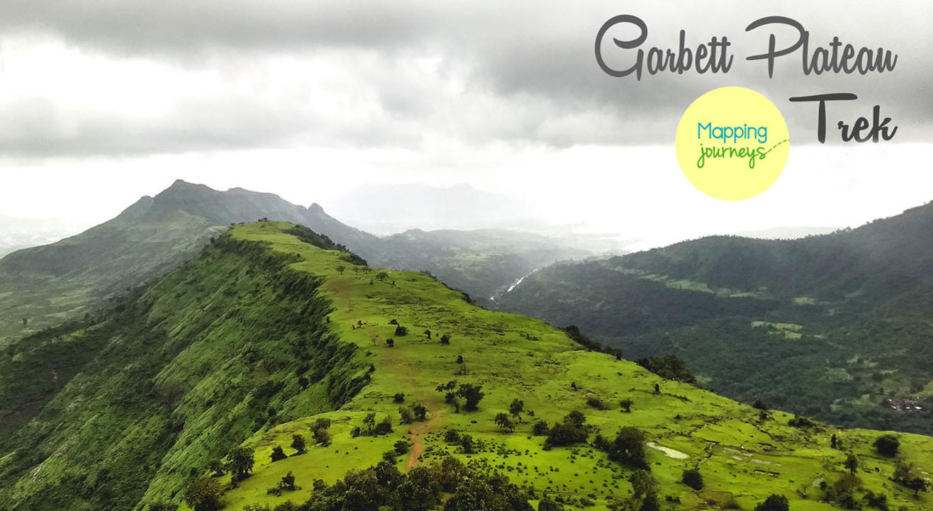 Garbett Plateau Trek | Mapping Journeys