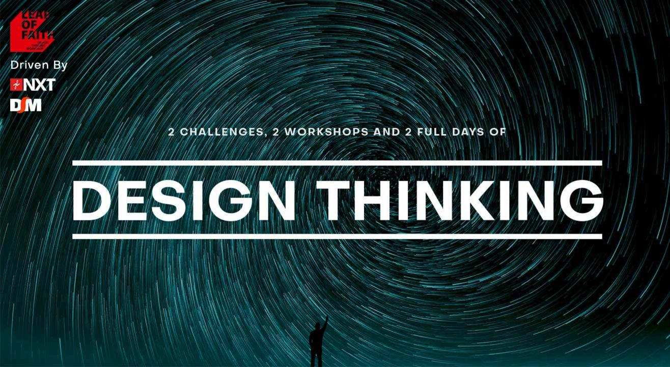 Leap of Faith Design Thinking Workshop Pune
