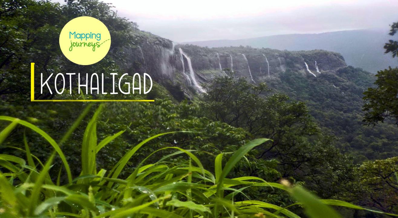 Kothaligad Trek | Mapping Journeys