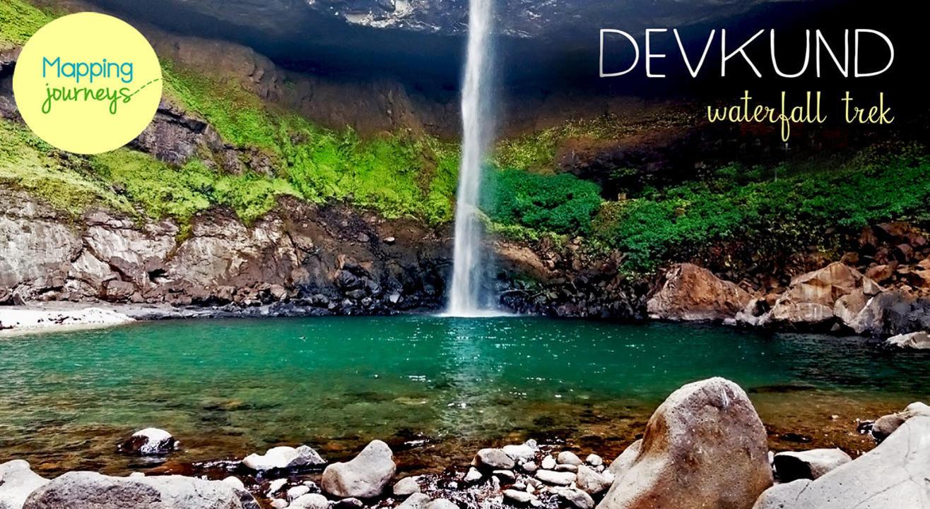 Devkund Waterfall Trek | Mapping Journeys