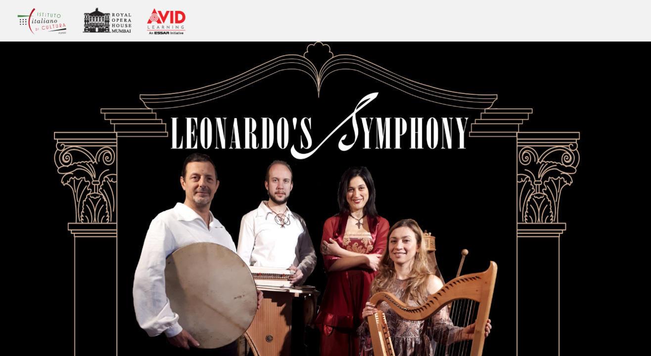 Leonardo's Symphony | An Ensemble Performance of Italian Renaissance Music