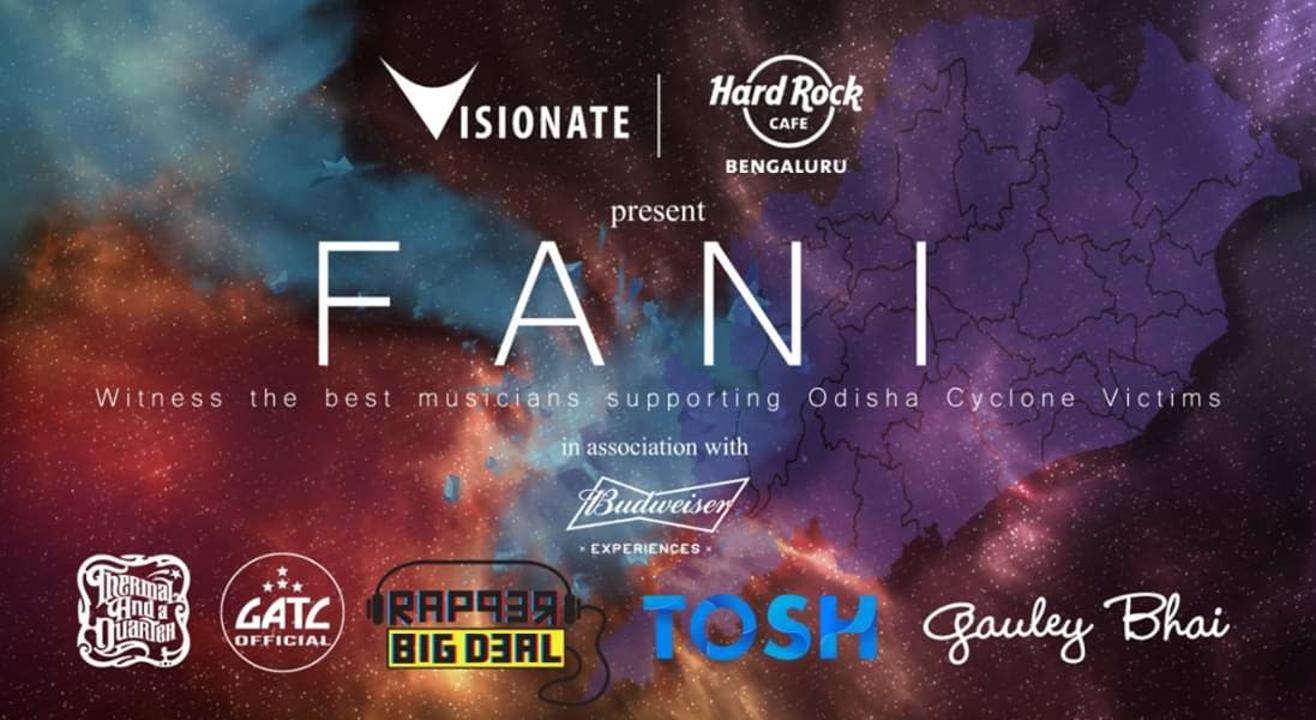 FANI - A Fundraiser Musical Night