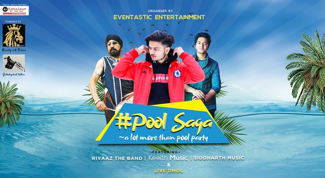 Pool Saga~ a lot more than pool party