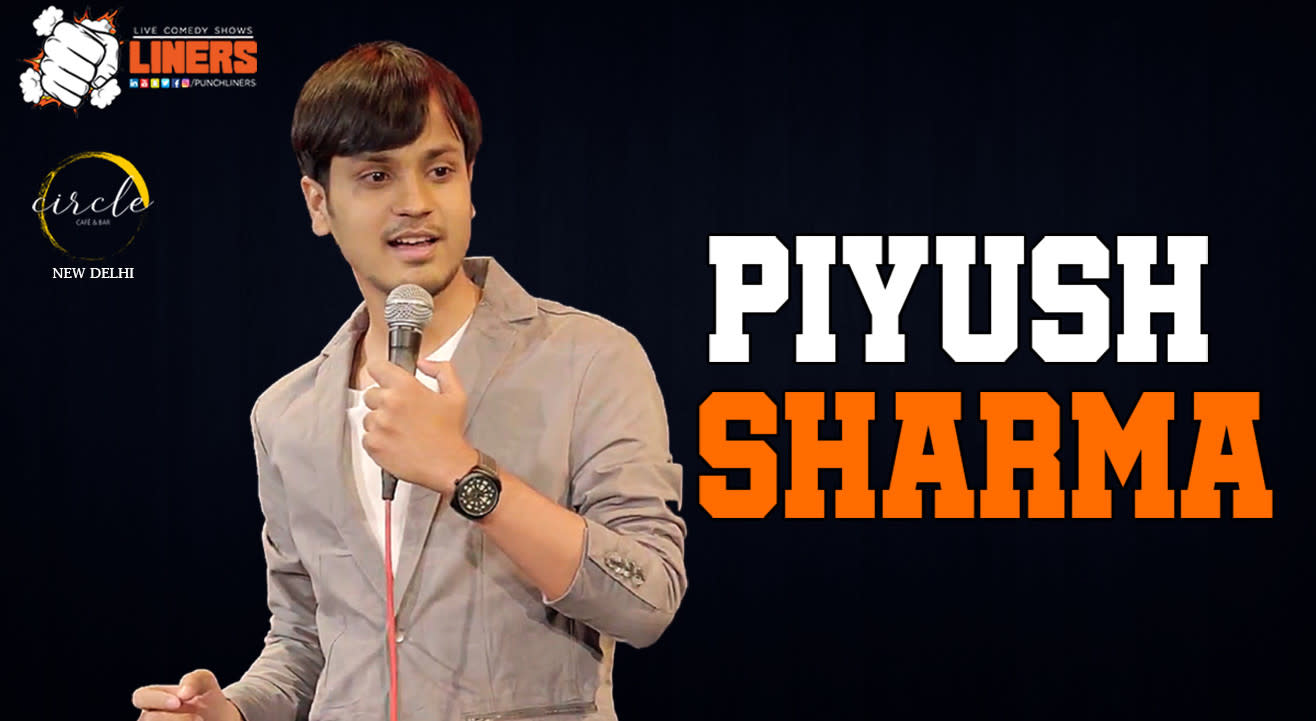 Punchliners standup comedy show ft. Piyush Sharma