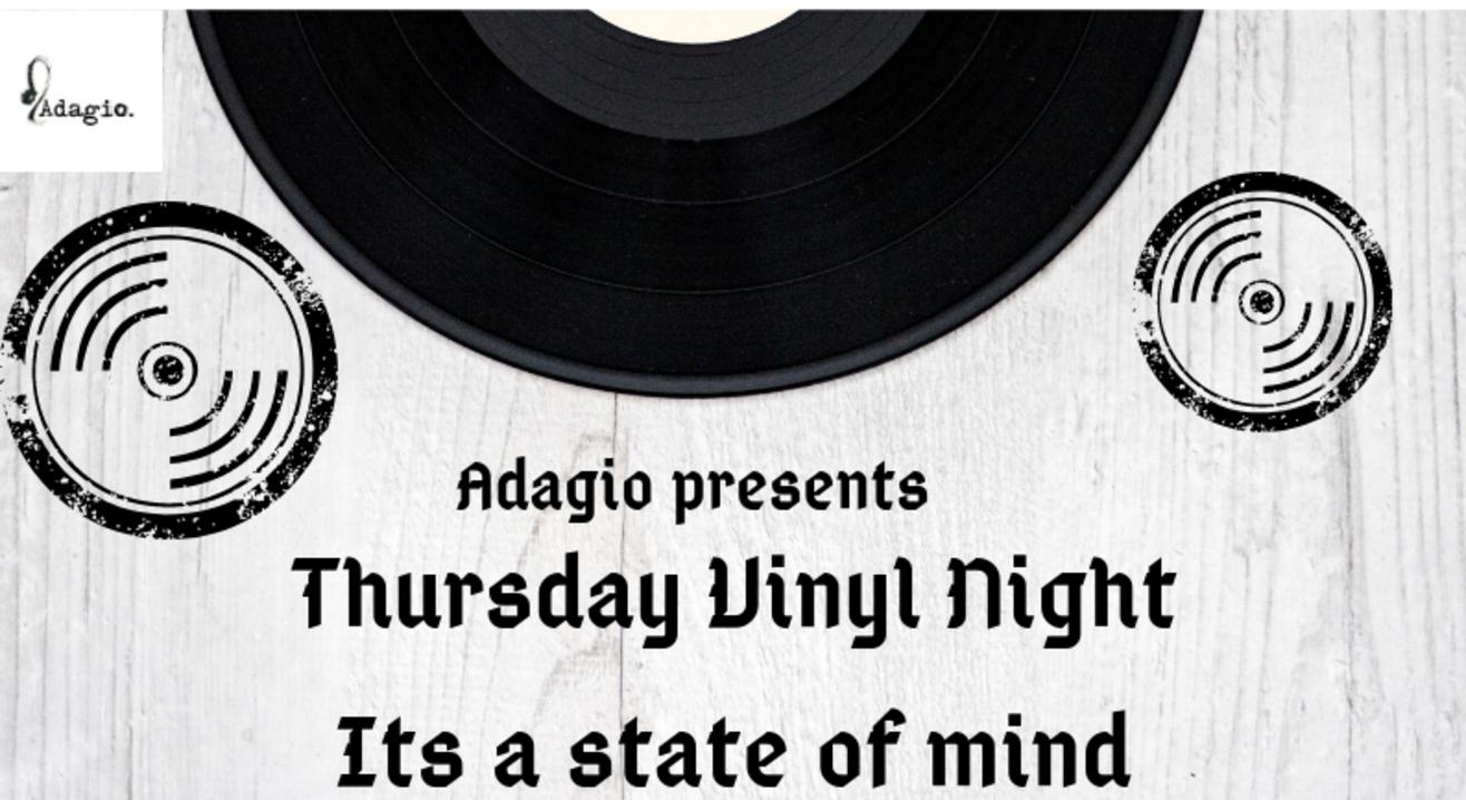 Thursday Vinyl Night - Achtung Baby - U2