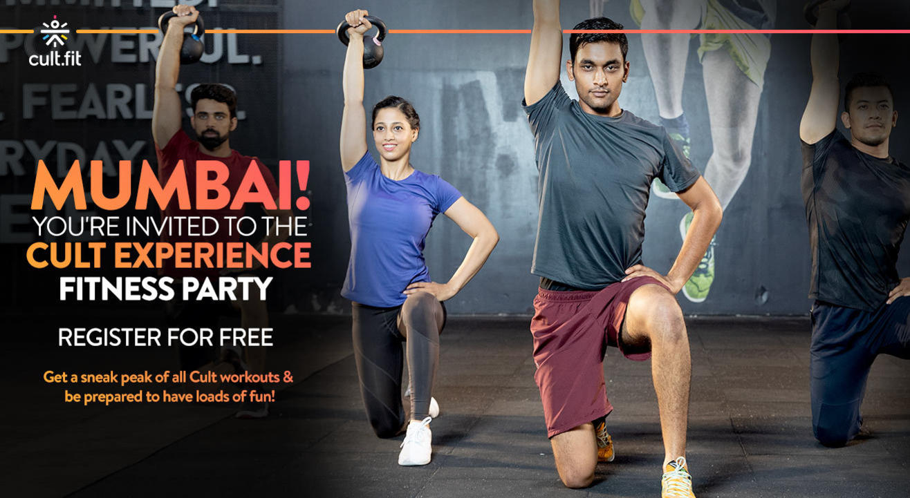 Cult Experience Fitness Party