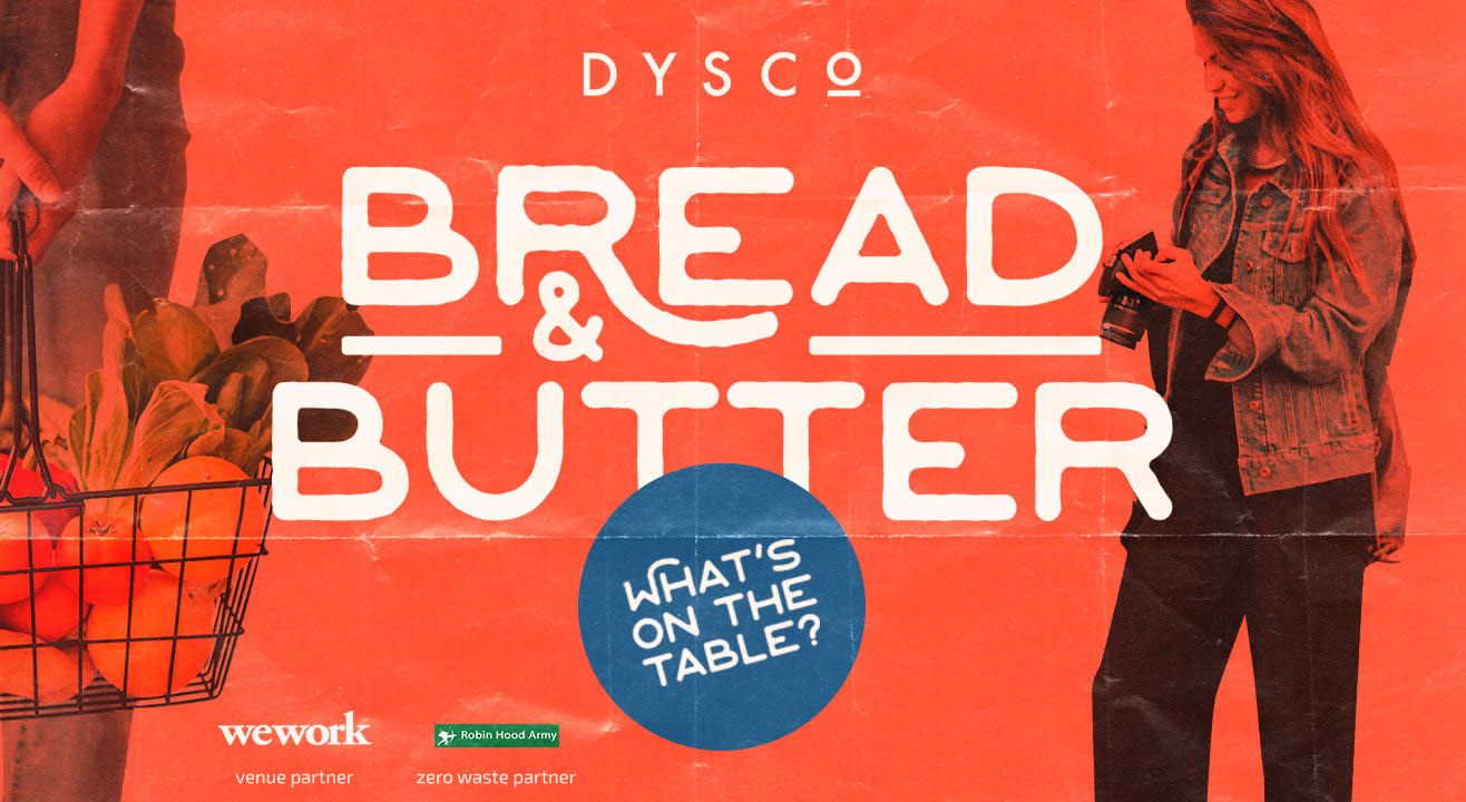 Bread & Butter: What's on the table?