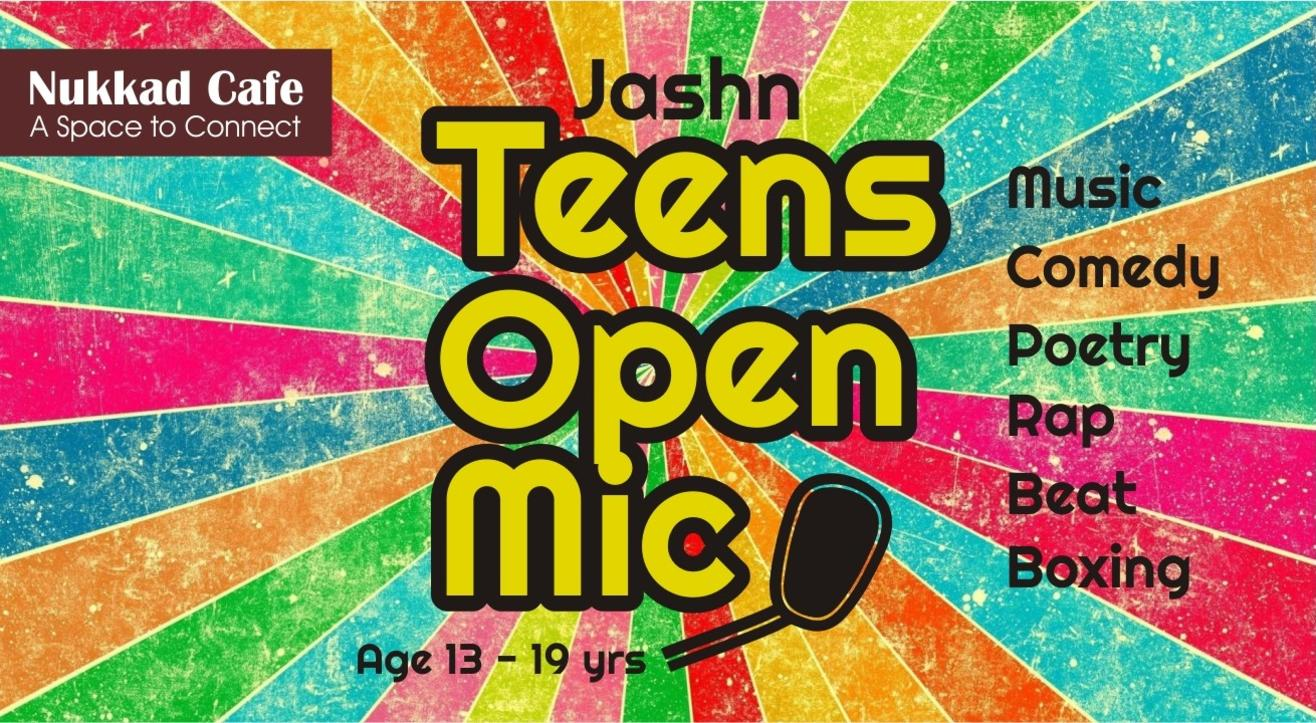 Teens Open Mic - Viman Nagar