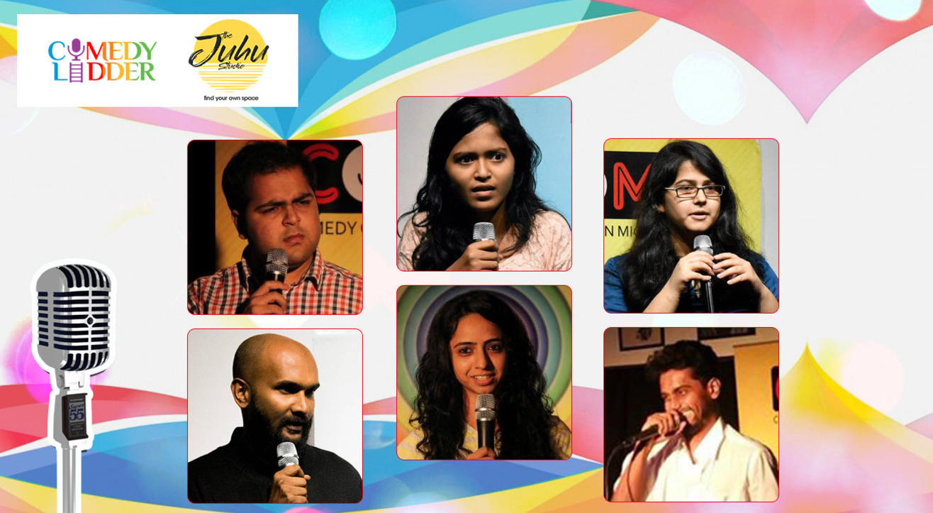 Comedy in Juhu ft. Sonali Thakker
