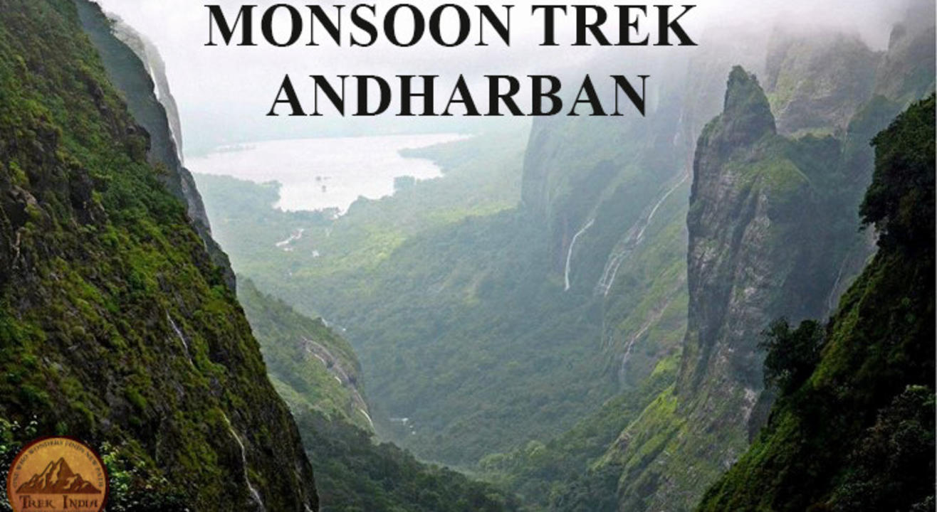 Monsoon Trek Andharban | Trek India