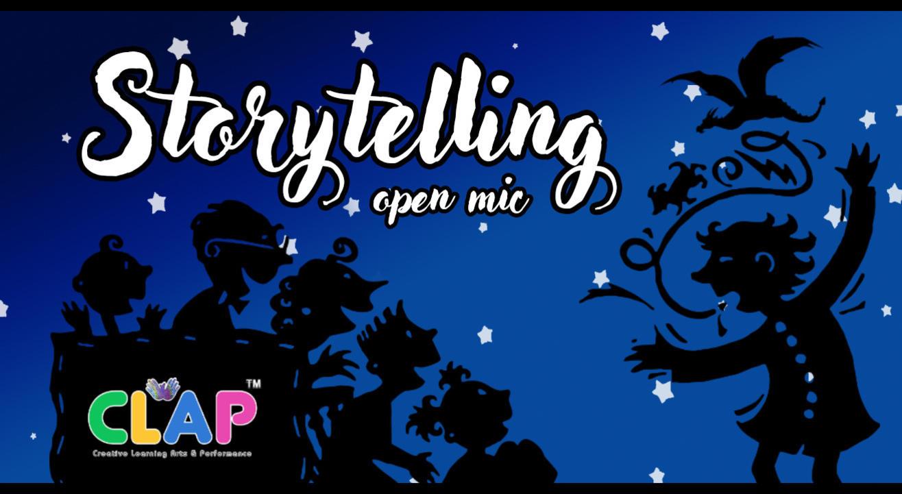 Storytelling Open Mic