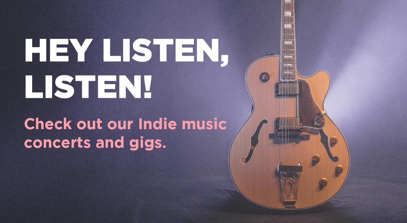 Looking for new indie music? Bangalore, here's where to head.