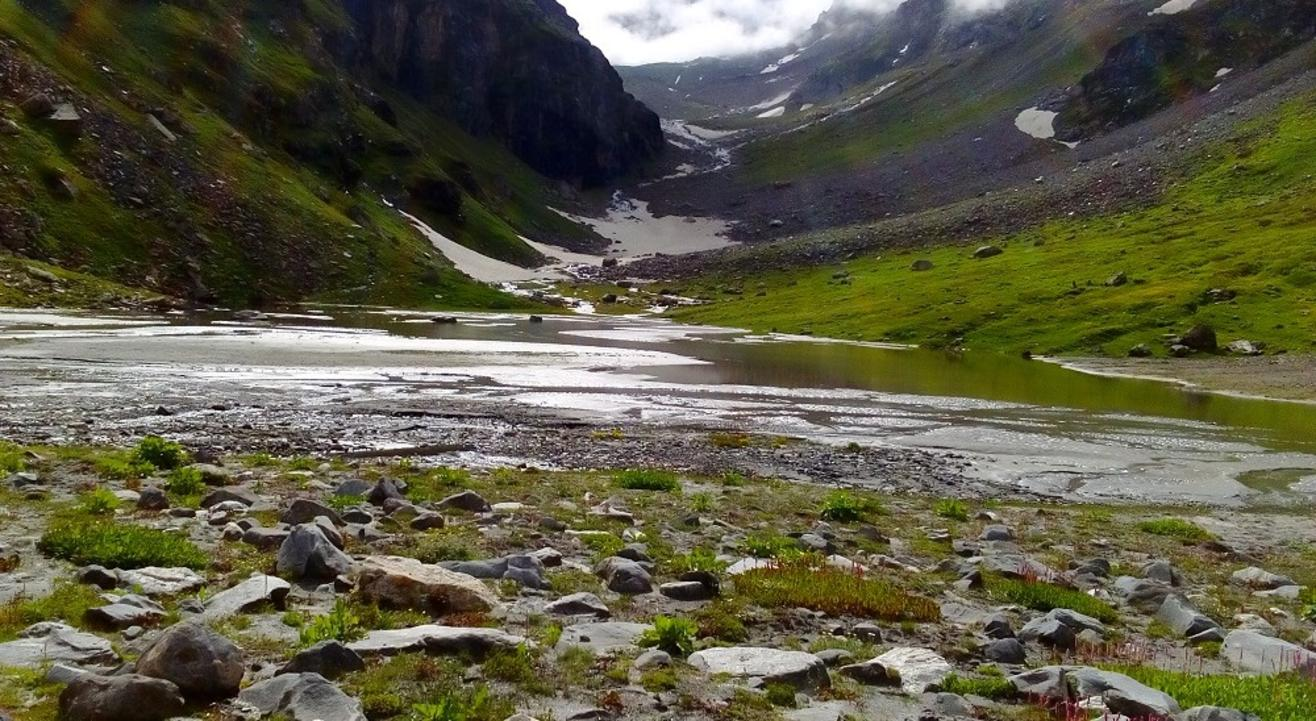 Hampta Pass & Chandratal Trek | YHAI