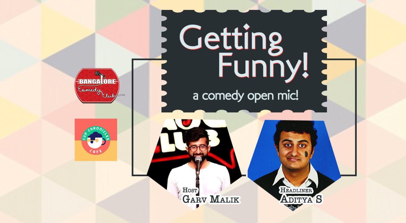 Getting Funny! Ft. Aditya Shridhar