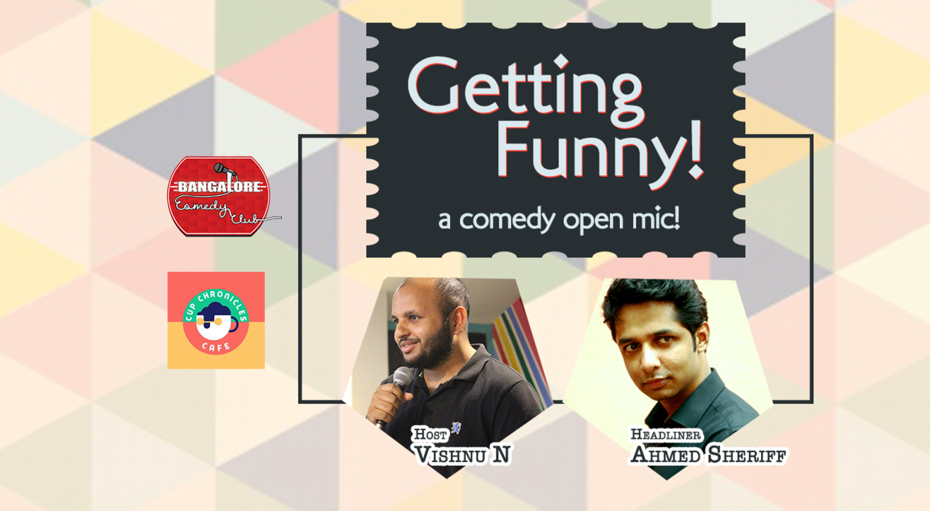 Getting Funny! Ft. Ahmed Sheriff