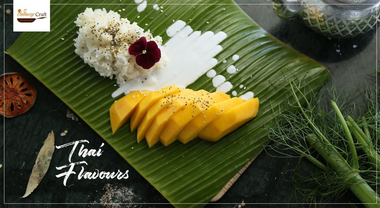 Thai Flavors Workshop By Culinary Craft