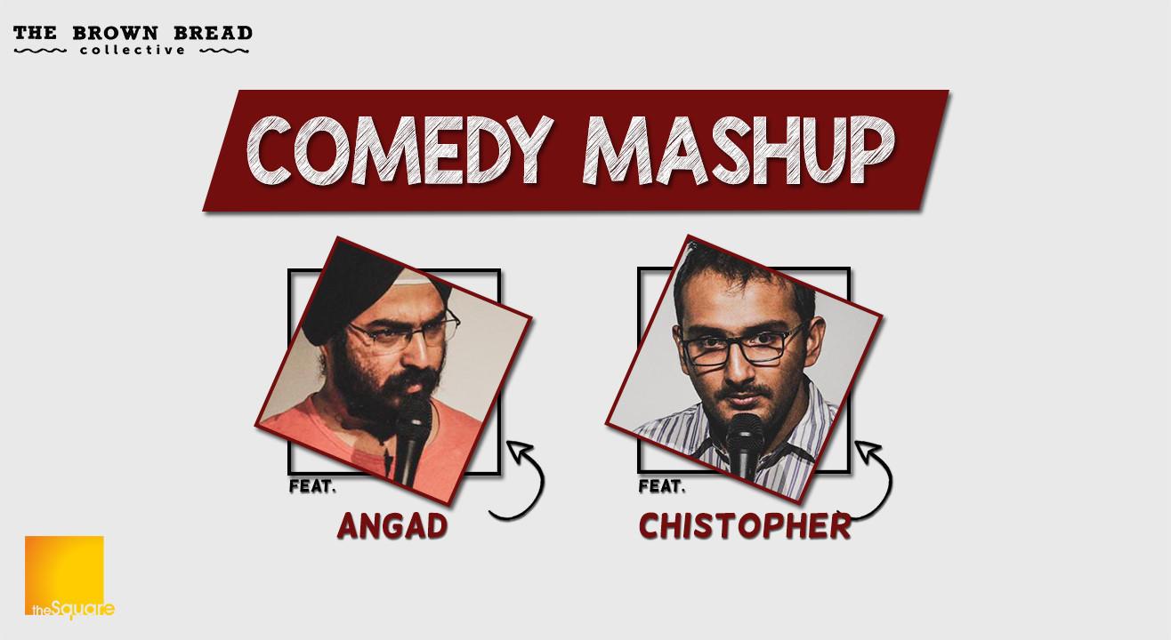 Comedy Mashup ft. Angad Singh Ranyal