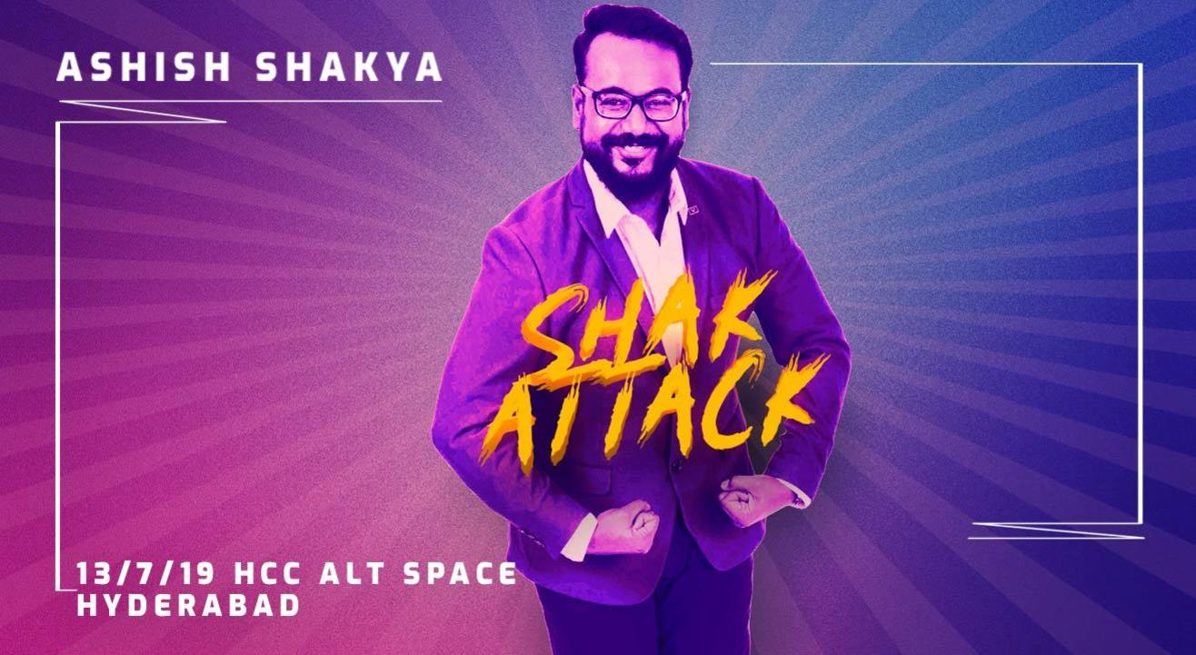 Shak Attack | Hyderabad