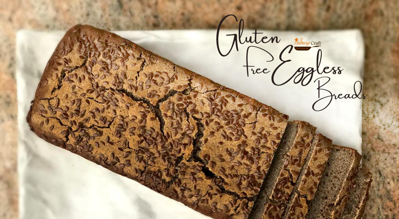 Gluten Free Eggless Bread Workshop By Culinary Craft