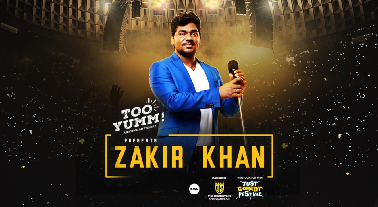 Too Yumm presents Zakir Khan Live | Jammu