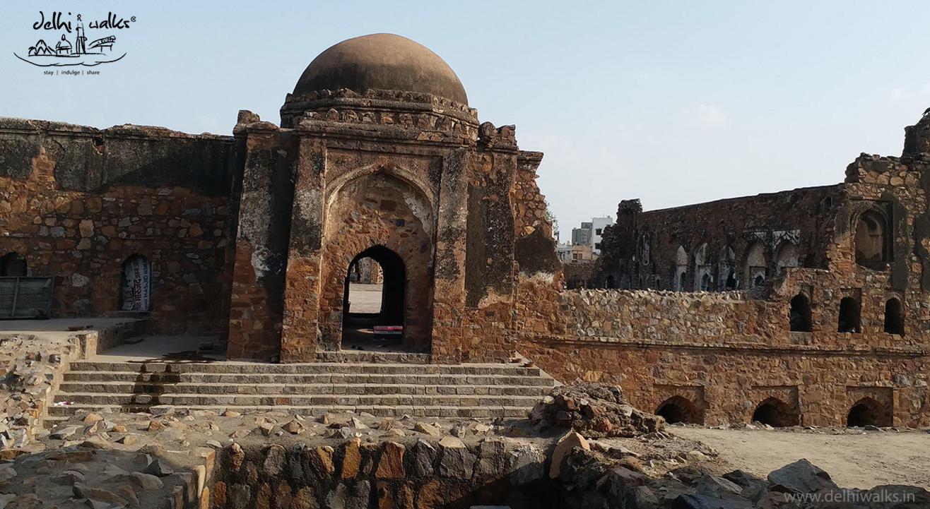 The Djinn Tales   Delhi Walks