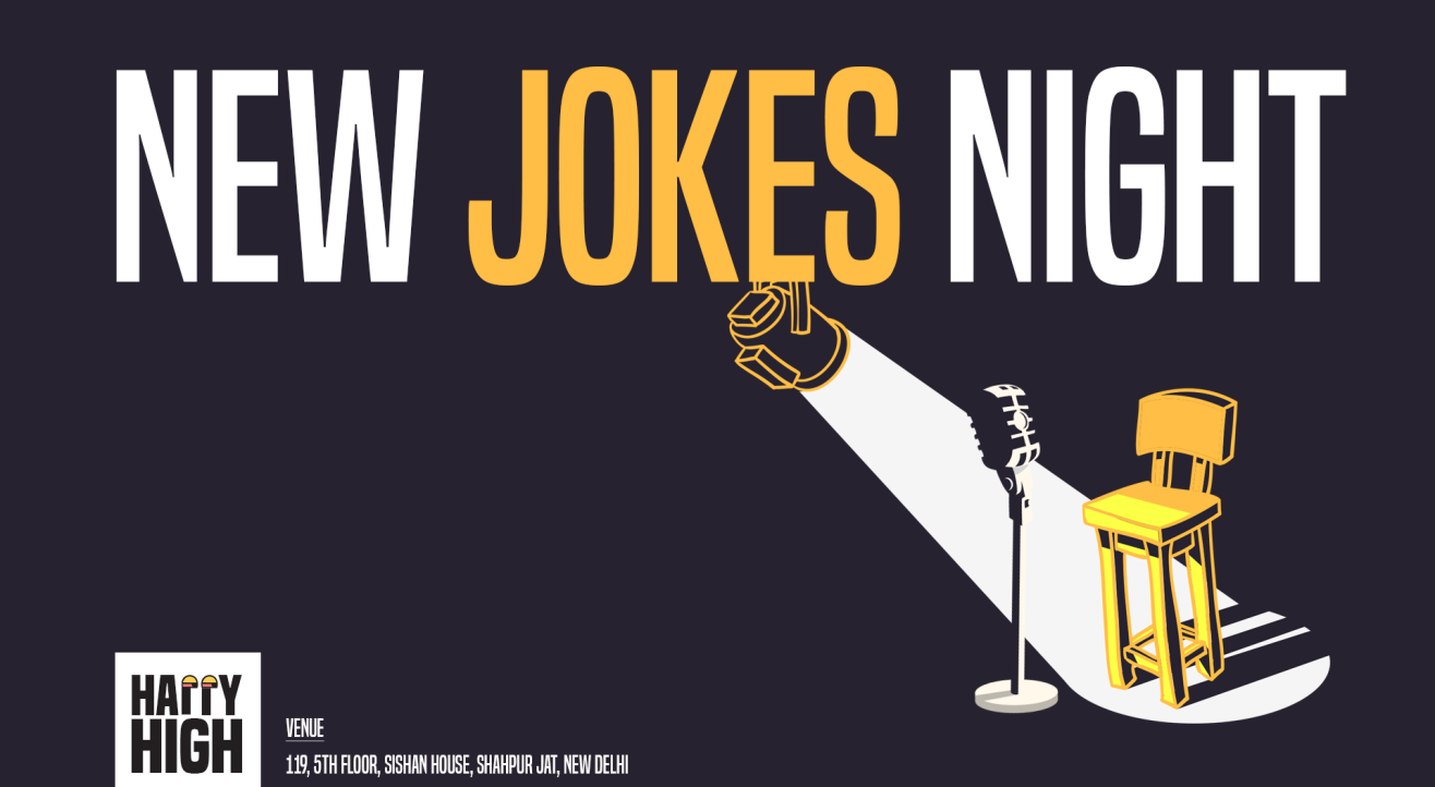 New Jokes Night - Happy High