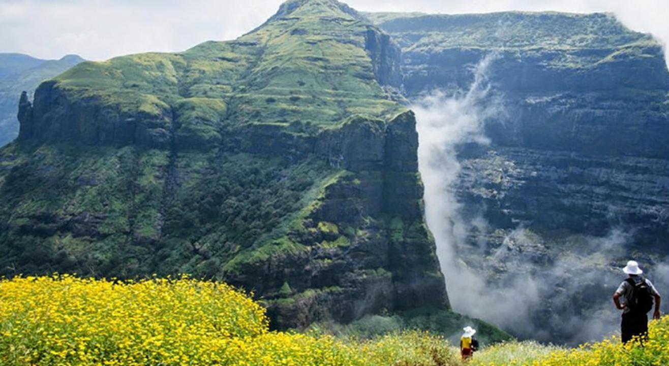 Monsoon Trek To Ratangad