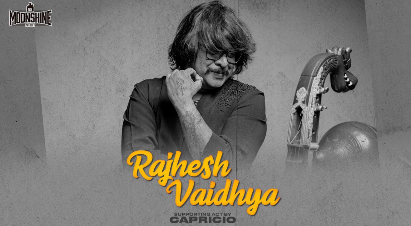 Musical Night with Rajhesh Vaidhya