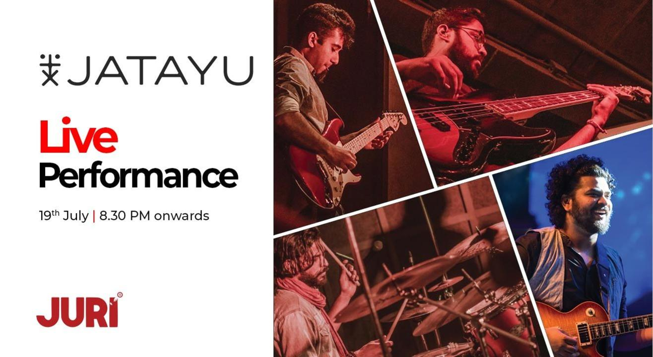 Friday Live ft. Jatayu