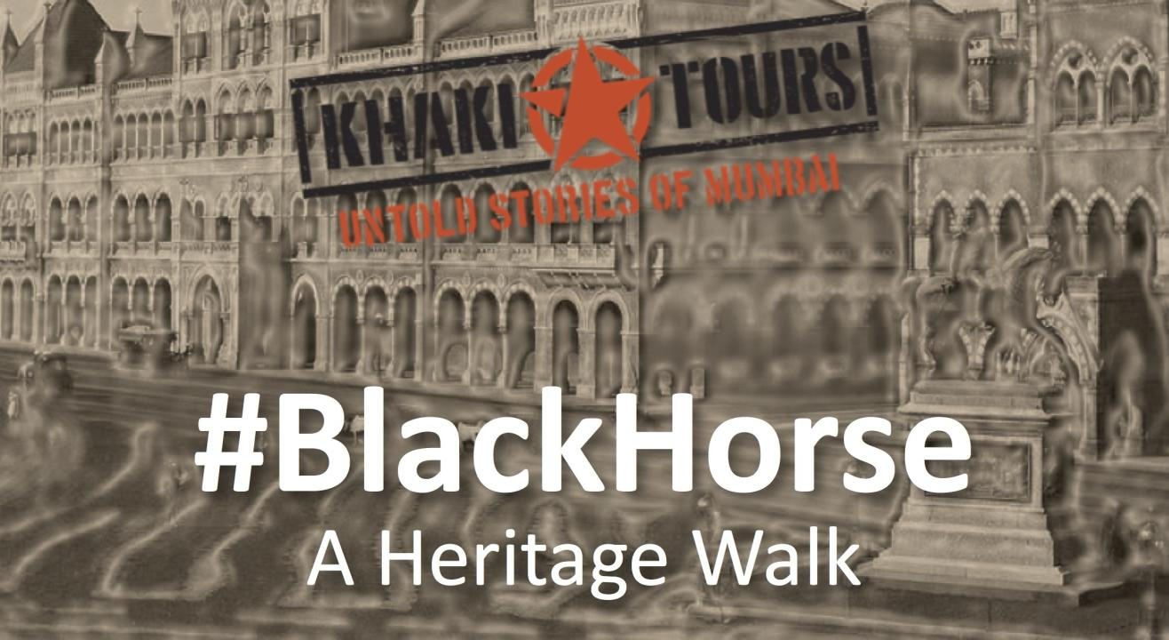 #BlackHorse by Khaki Tours