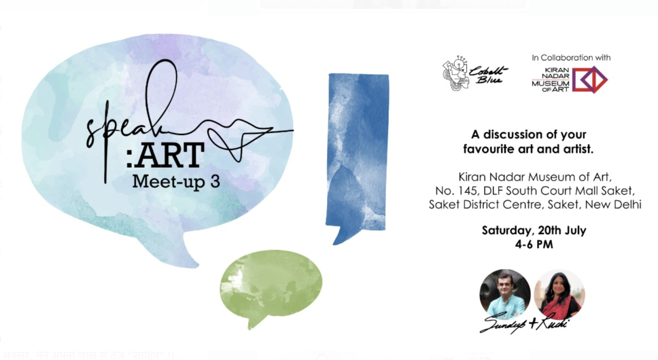 Speak : ART - Meet Up