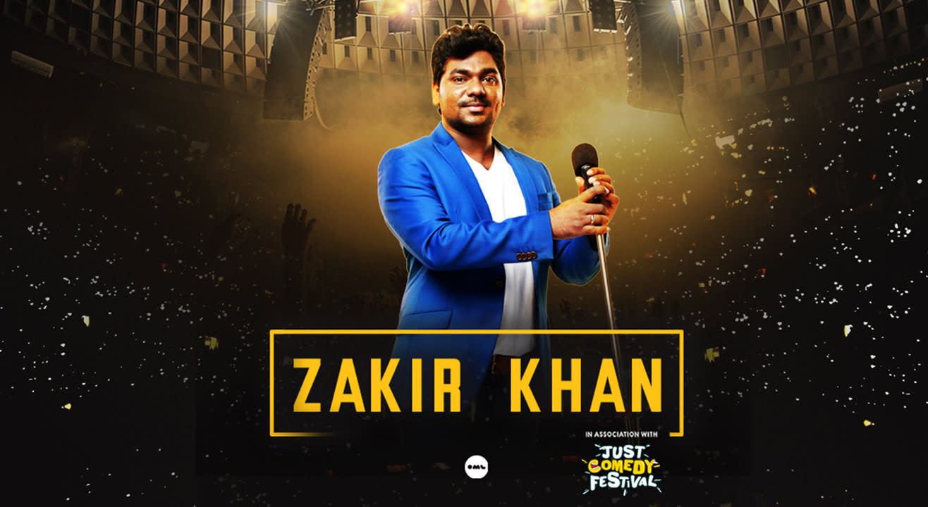 Zakir Khan Live | Chandigarh