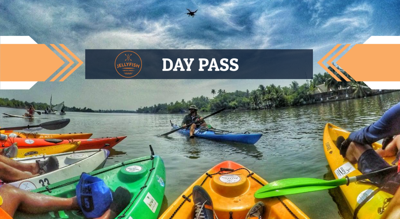Group Paddling | Day Pass
