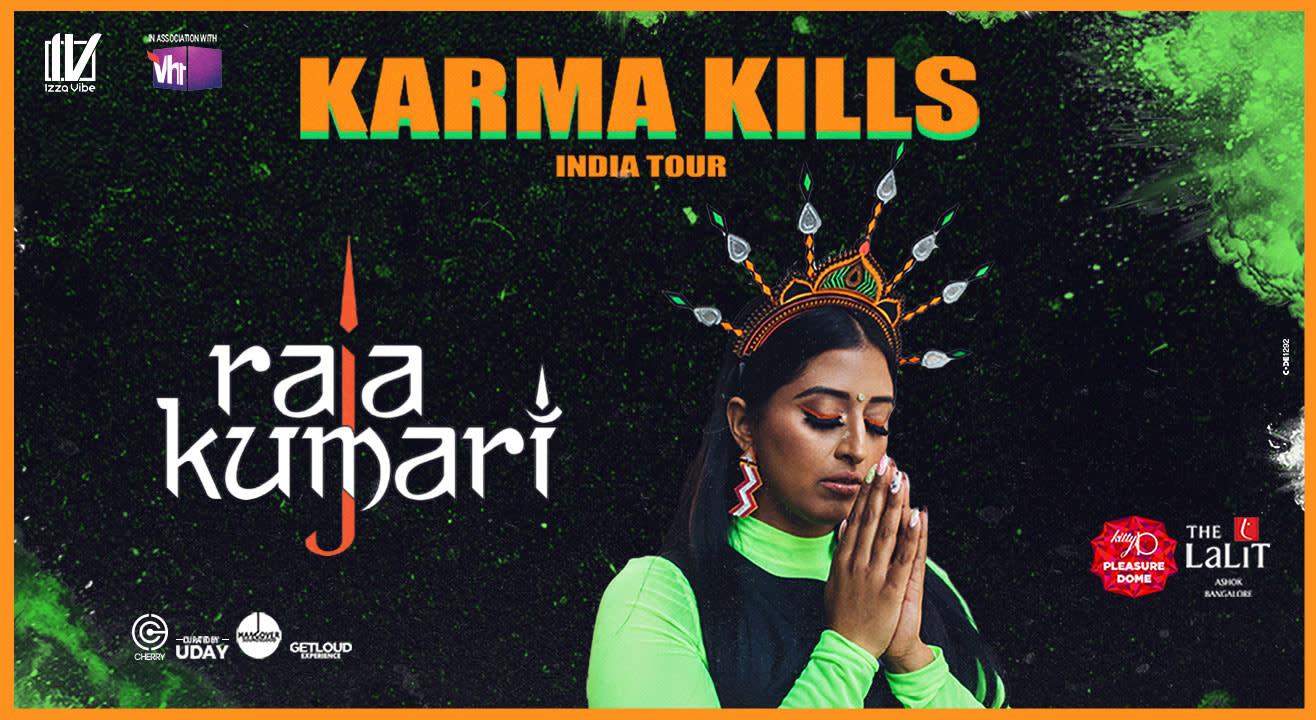 Raja Kumari Karma Kills India Tour | Bangalore