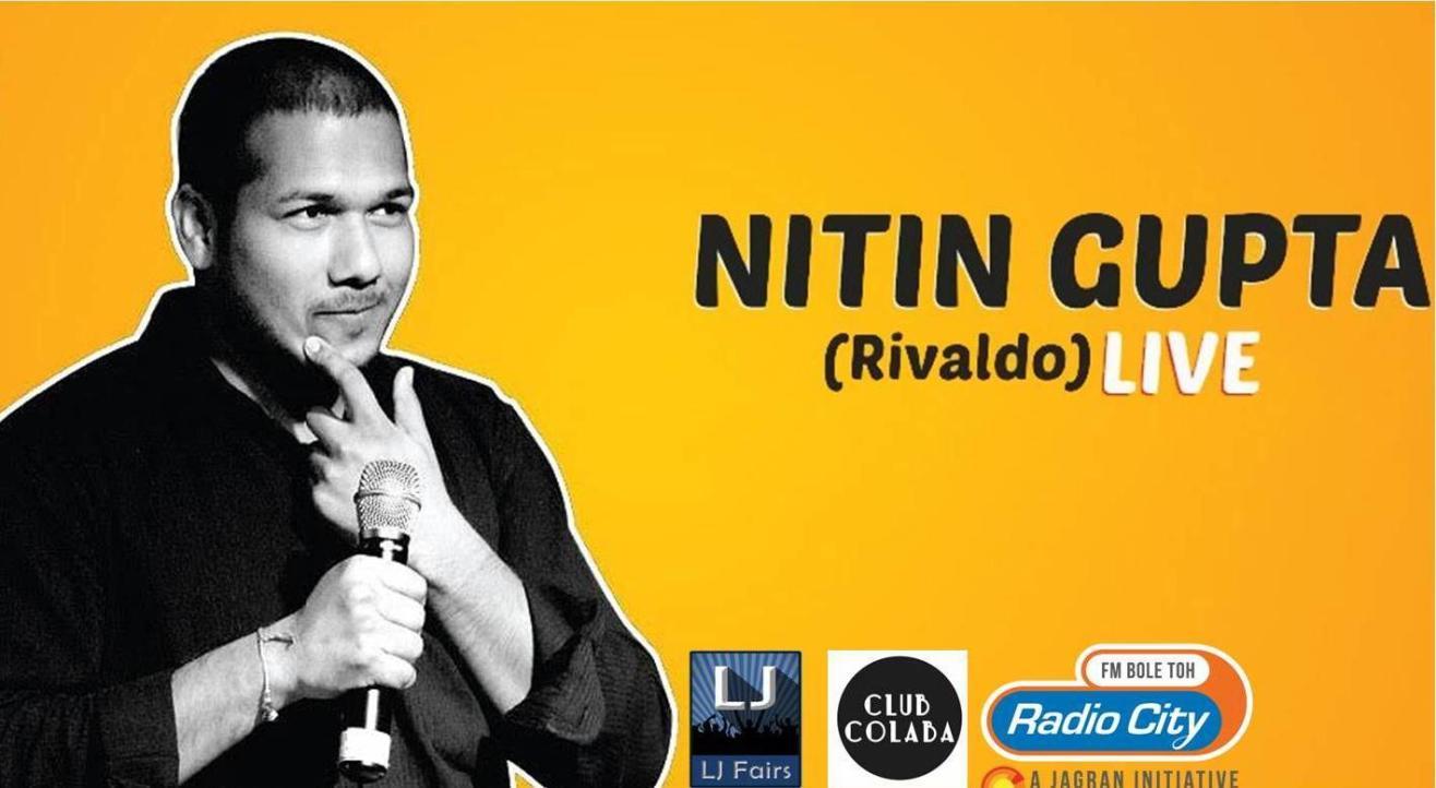 Nitin Gupta (Rivaldo) Live