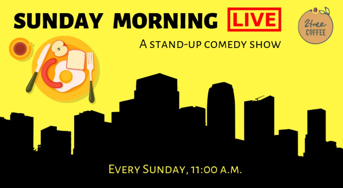 Sunday Morning Live - Jokes Morning