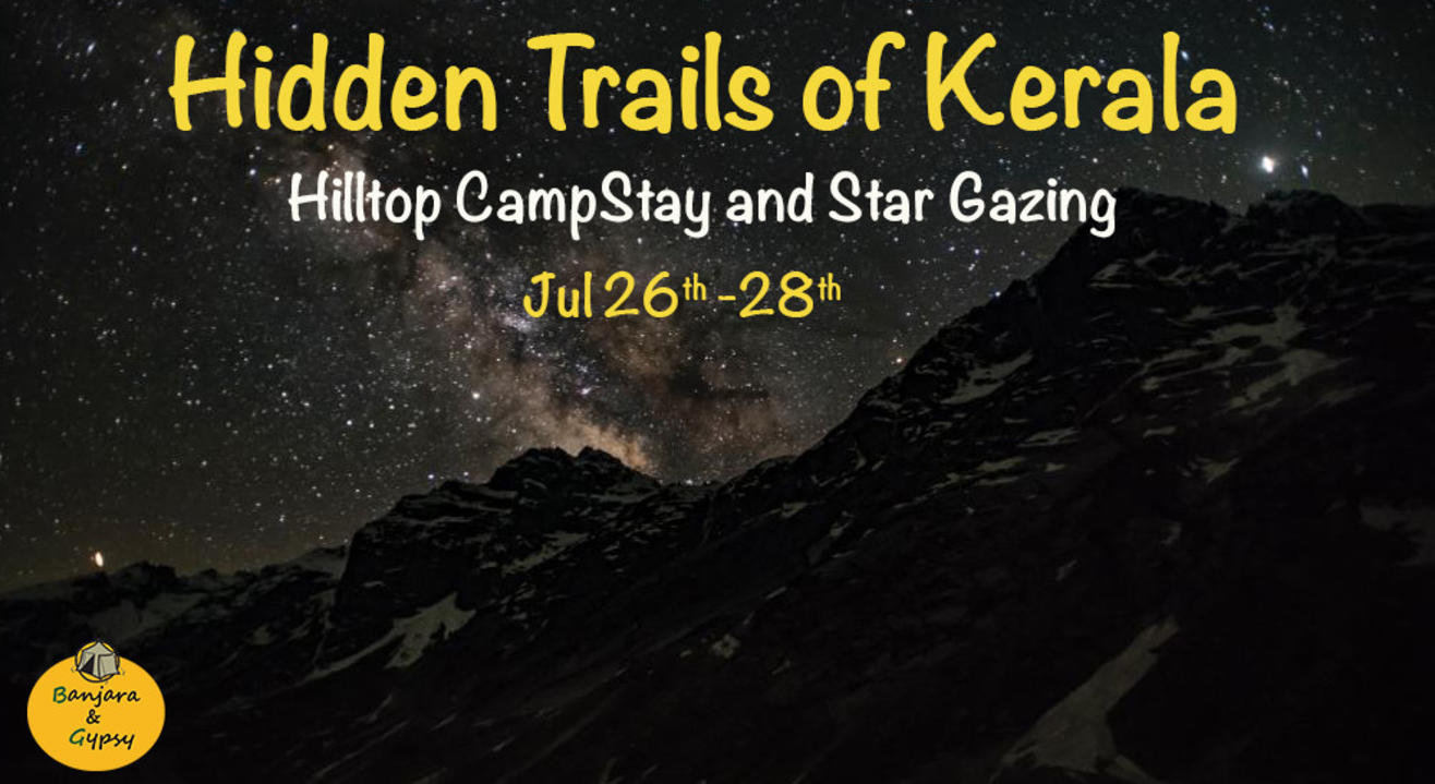 Hidden Trails of Kerala