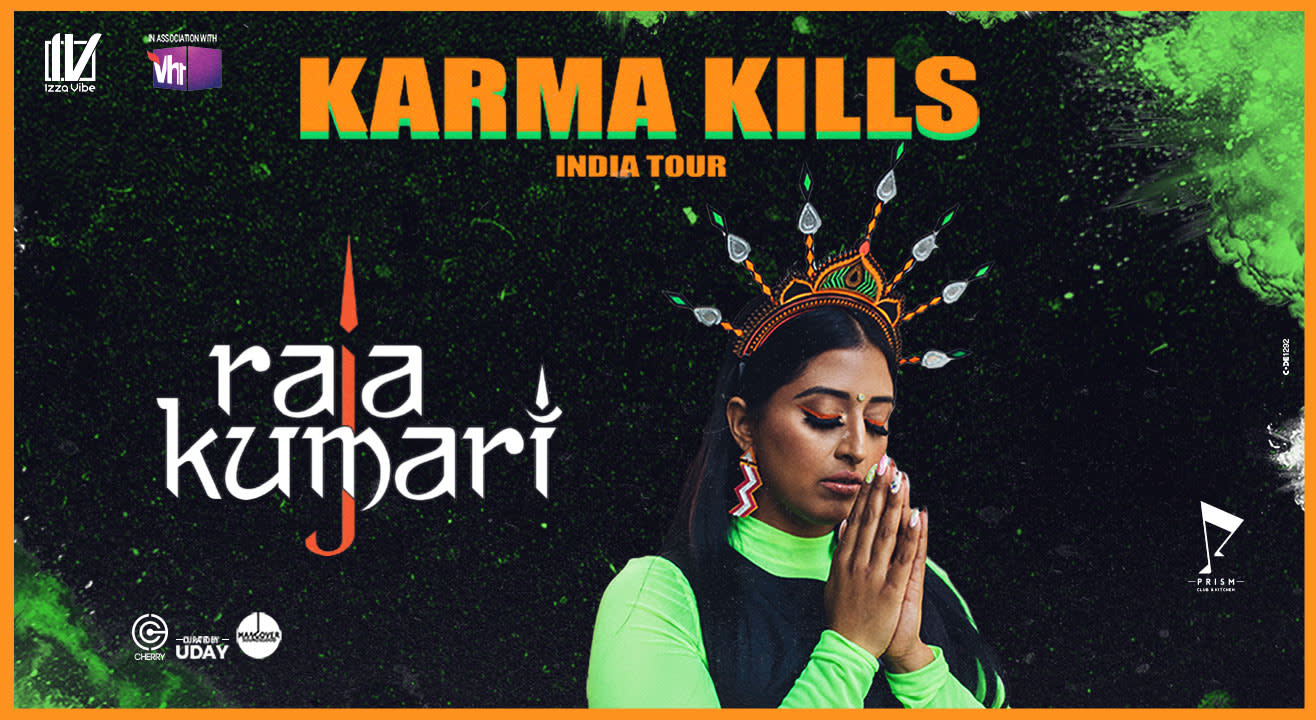 Raja Kumari Karma Kills India Tour | Hyderabad