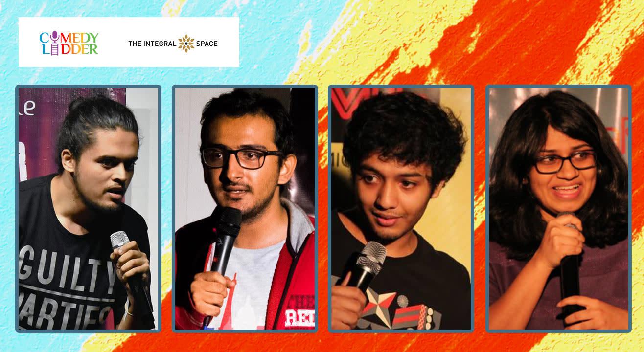 Comedy in Juhu ft. Pavitra Shetty
