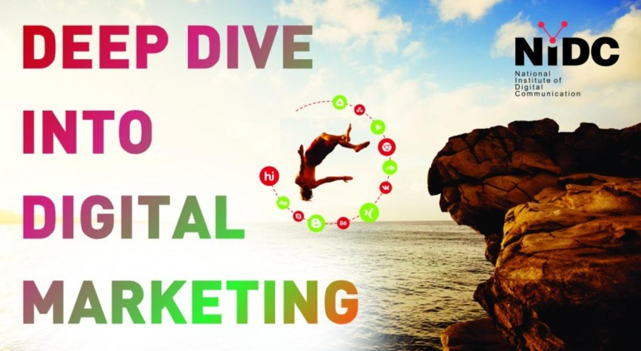 D-Basics : Detailed Theory and Practical Sessions in a full day workshop on Digital Marketing
