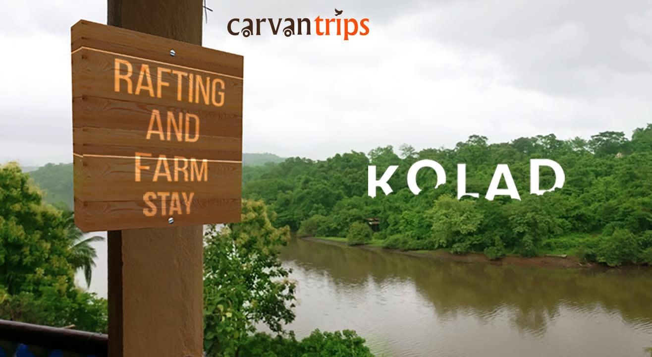 Rafting with Nature Stay at Kolad
