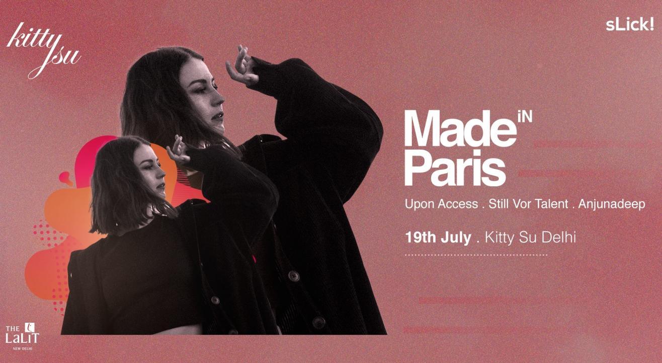 Made in Paris | Kitty Su Delhi