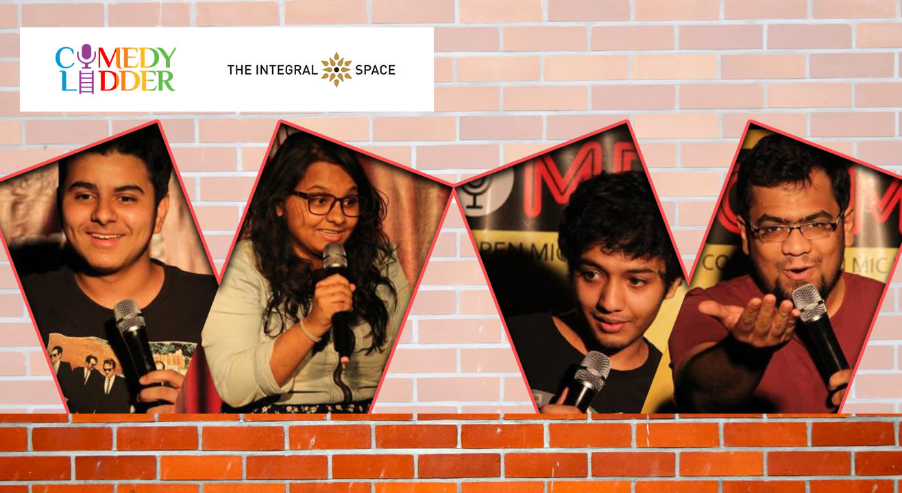 Friday Night Comedy in Lower Parel