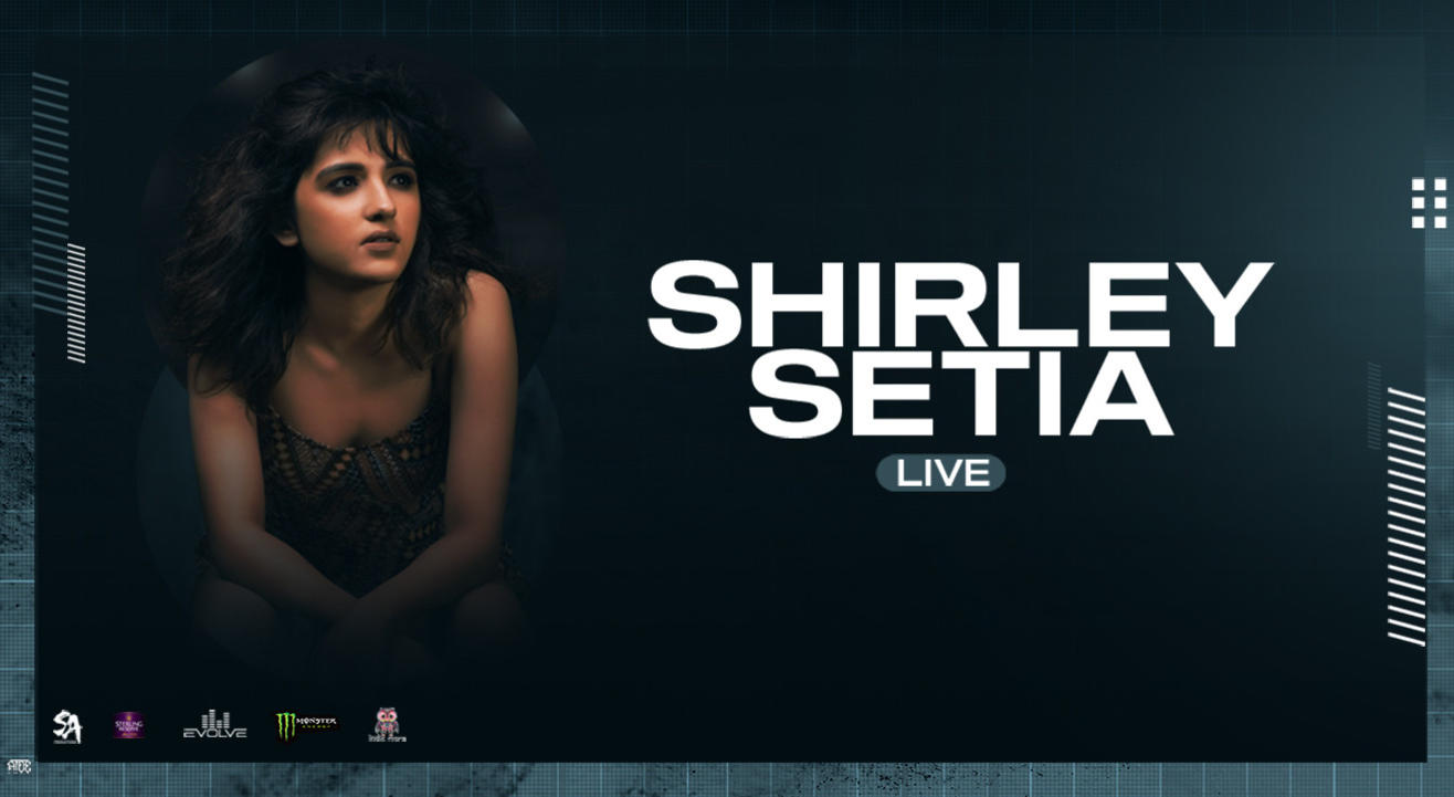 Shirley Setia live in Hyderabad