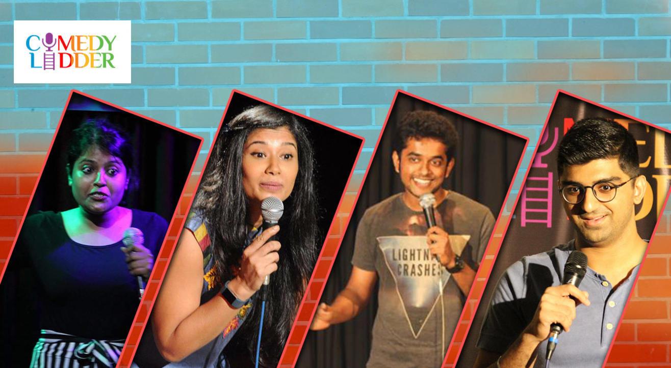 All English Standup Comedy Show