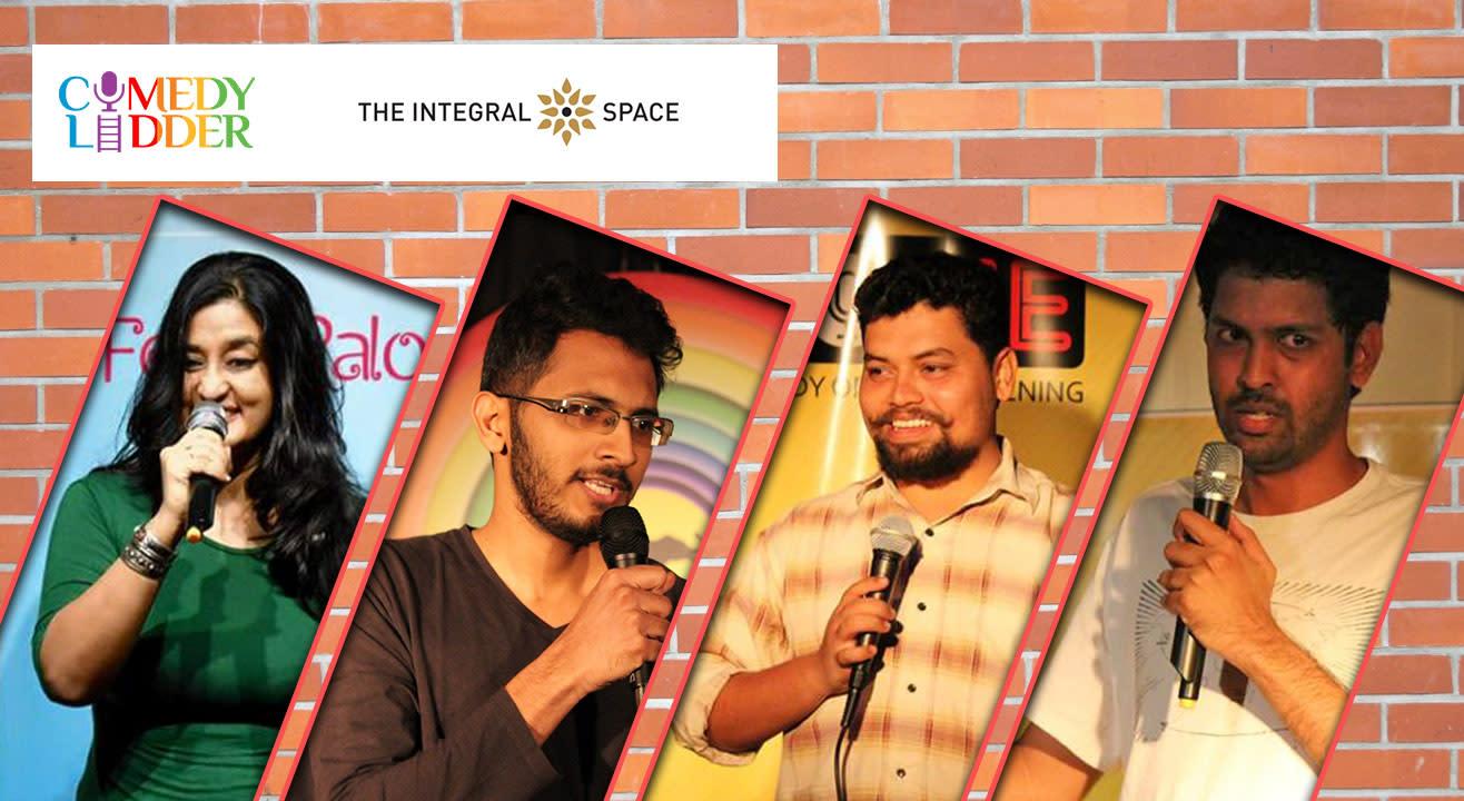 All English Standup Comedy Show ft. Navin Noronha
